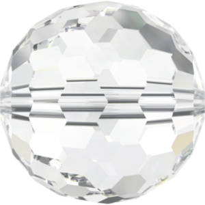 Bead stone - Crystal Stones - Pietra Perlina Bead DF-5003 Crystal - 8001