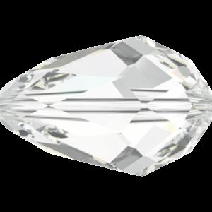 Bead stone - Crystal Stones - Pietra Perlina Bead DF-5500 Crystal - 8001