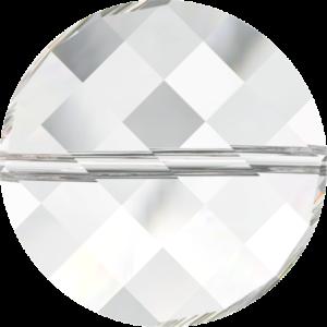 Bead stone - Crystal Stones - Pietra Perlina Bead DF-5621 Crystal - 8001