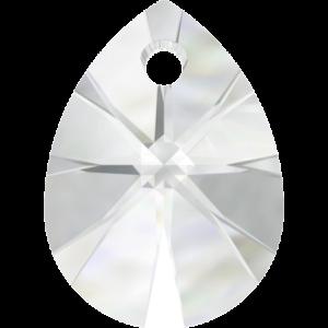 Bead stone - Crystal Stones - Pietra Perlina Pendente DF-6128 Crystal - 8001