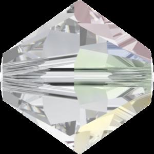 Bead stone - Crystal Stones - Pietra Perlina Bead DF-5328 Bicono Crystal AB - 8002