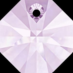 Bead stone - Crystal Stones - Pietra Perlina Pendente DF-6401 Violet - 8007