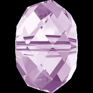 Bead stone - Crystal Stones - Pietra Perlina Bead DF-5040 Violet - 8007