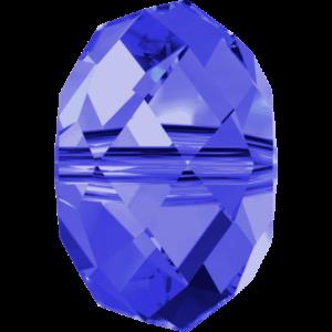 Bead stone - Crystal Stones - Pietra Perlina Bead DF-5040 Sapphire - 8010