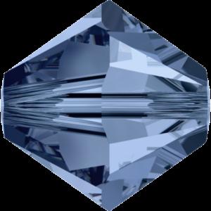 Bead stone - Crystal Stones - Pietra Perlina Bead DF-5328 Bicono Montana - 8012
