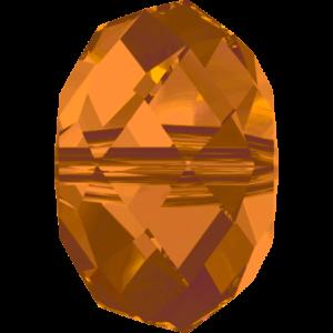 Bead stone - Crystal Stones - Pietra Perlina Bead DF-5040 Topaz - 8022