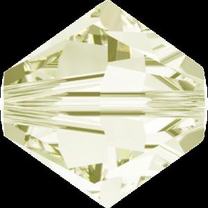 Bead stone - Crystal Stones - Pietra Perlina Bead DF-5328 Bicono Champagne - 8026