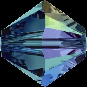 Bead stone - Crystal Stones - Pietra Perlina Bead DF-5328 Bicono Alexandrite - 8042
