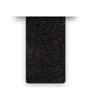 Rotolo di organza black venduto a metro - Altezza 150 cm - Crystal Stones