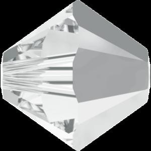 Bead stone - Crystal Stones - Pietra Perlina Bead DF-5328 Bicono Half Labrador - 8043