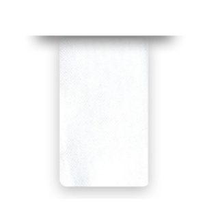 Rotolo di organza White venduto a metro - Altezza 150 cm - Crystal Stones