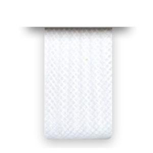 Nastro crine White soft senza filo - venduto a metro - Crystal Stones