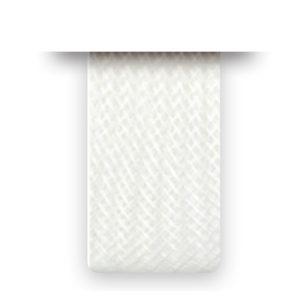 Nastro crine Off White soft senza filo - venduto a metro - Crystal Stones