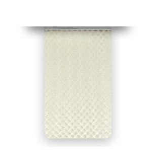 Nastro crine Opaque Ivory hard senza filo - venduto a metro - Crystal Stones