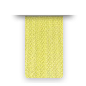 Nastro crine Yellow Soft senza filo - venduto a metro - Crystal Stones