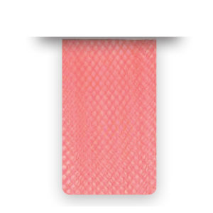 Nastro crine Watermelon Fluo Soft senza filo - venduto a metro - Crystal Stones