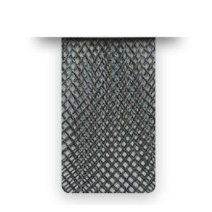 Nastro crine Black Soft senza filo - venduto a metro - Crystal Stones