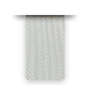 Nastro crine Light Gray soft senza filo - venduto a metro - Crystal Stones