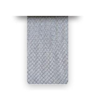 Nastro crine Gray soft senza filo - venduto a metro - Crystal Stones