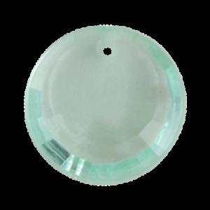 Pietra Pendente Tonda Chrysolite MA01-21X - Crystal Stones