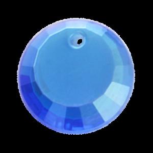 Pietra Pendente Tonda Sapphire AB MA01-A4X - Crystal Stones