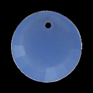 Pietra Pendente Tonda Light Sapphire Opal MA01-H15X - Crystal Stones