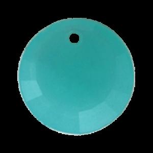 Pietra Pendente Tonda Pacific Opal MA01-H17X - Crystal Stones