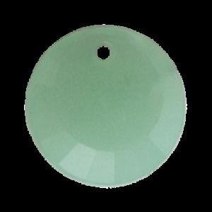 Pietra Pendente Tonda Mint Opal MA01-H30X - Crystal Stones