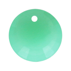 Pietra Pendente Tonda Chrysolite Opal MA01-H31X - Crystal Stones