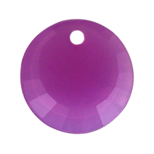 Pietra Pendente Tonda Purple Opal MA01-H5X - Crystal Stones