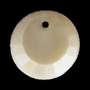 Pietra Pendente Tonda Champagne Pearl MA01-P13 - Crystal Stones