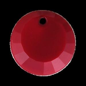 Pietra Pendente Tonda Siam Pearl MA01-P18 - Crystal Stones