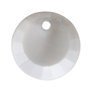 Pietra Pendente Tonda White Pearl MA01-P2 - Crystal Stones