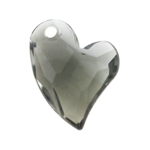 Pietra Pendente Cuore Satin MA02-27X - Crystal Stones