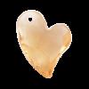 Pietra Pendente Cuore Light Peach MA02-46X - Crystal Stones