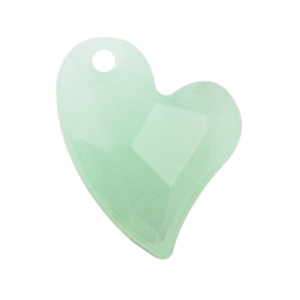 Pietra Pendente Cuore Mint Opal MA02-H30X - Crystal Stones