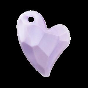 Pietra Pendente Cuore Violet Pearl MA02-P9 - Crystal Stones