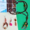 Peace & Love - Kit DIY 573 Pezzi + 1 Pinza + 5,1mt filo - Kit Do It Yourself - Crystal Stones