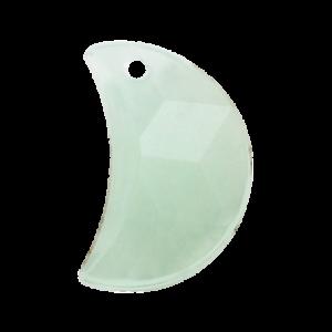 Pietra Pendente Mezzaluna Mint Opal MA03-H30X - Crystal Stones