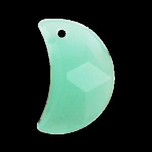 Pietra Pendente Mezzaluna Chrysolite Opal MA03-H31X - Crystal Stones