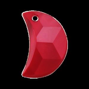 Pietra Pendente Mezzaluna Siam Pearl MA03-P18 - Crystal Stones