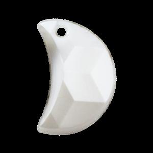 Pietra Pendente Mezzaluna White Pearl MA03-P2 - Crystal Stones