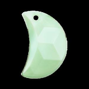 Pietra Pendente Mezzaluna Chrysolite Pearl MA03-P34 - Crystal Stones