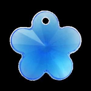 Pietra Pendente Fiore Sapphire MA05-4X - Crystal Stones