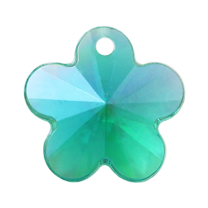 Pietra Pendente Fiore Emerald AB MA05-A6X - Crystal Stones