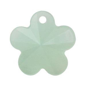 Pietra Pendente Fiore Mint Opal MA05-H30X - Crystal Stones