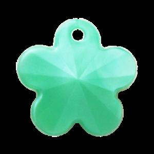 Pietra Pendente Fiore Green Pearl MA05-P10 - Crystal Stones