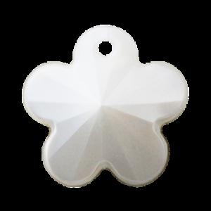 Pietra Pendente Fiore White Pearl MA05-P2 - Crystal Stones