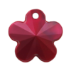 Pietra Pendente Fiore Burgundy Pearl MA05-P33 - Crystal Stones