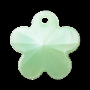 Pietra Pendente Fiore Chrysolite Pearl MA05-P34 - Crystal Stones